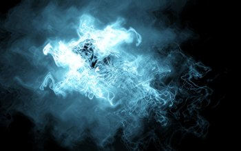 Abstract - Blue Wallpapers and Backgrounds ID : 75001