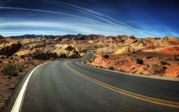 Man Made - Road Wallpapers and Backgrounds ID : 75041