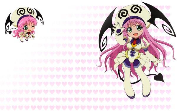 Anime To Love-Ru Lala Satalin Deviluke HD Wallpaper | Background Image