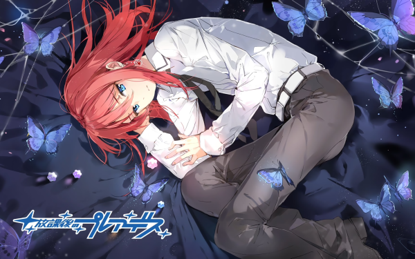 Anime Wish Upon the Pleiades HD Wallpaper   Background Image