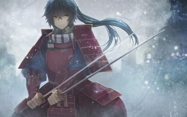 Anime Log Horizon Soujiro HD Wallpaper   Background Image