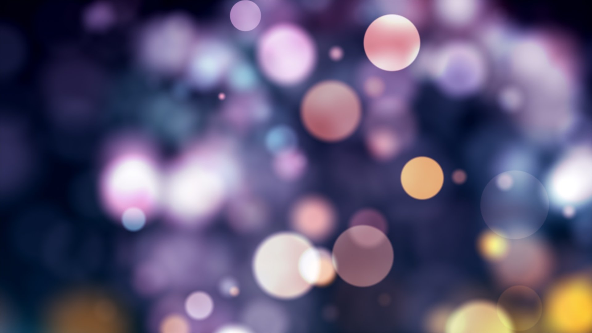 Artistic - Bokeh  Photography Light Purple Circle Blur Wallpaper