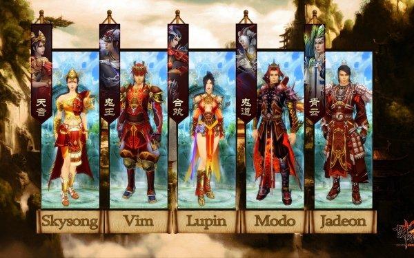 Women Cosplay Jade Dynasty Fantasy HD Wallpaper | Background Image