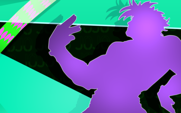 Anime Jojo's Bizarre Adventure Joseph Joestar HD Wallpaper   Background Image