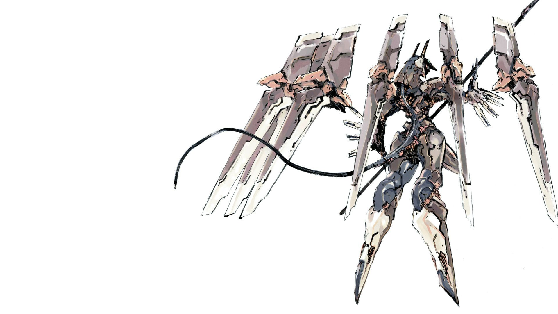Hd wallpaper zone - Video Game Zone Of The Enders The 2nd Runner Anubis Zone Of The