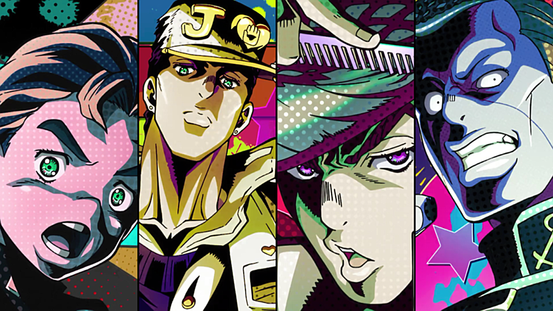 165 Josuke Higashikata Hd Wallpapers Background Images Wallpaper Abyss