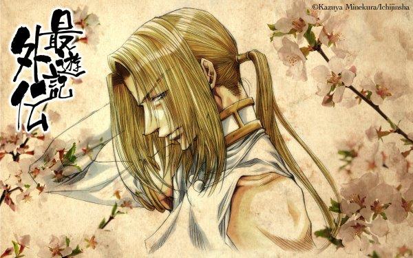 Anime Saiyuki Konzen Douji Saiyuki Gaiden Fondo de pantalla HD   Fondo de Escritorio
