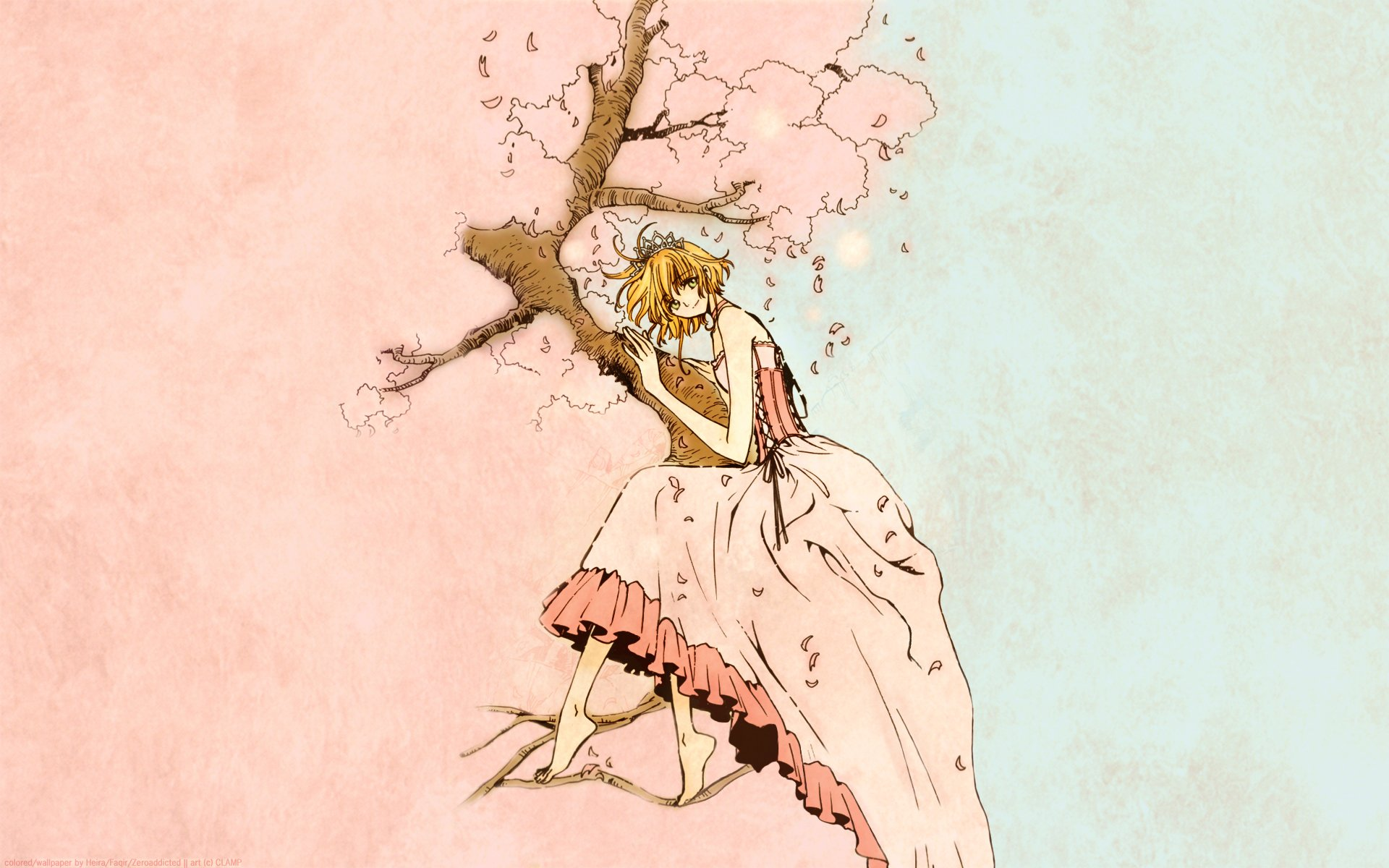 Tsubasa Reservoir Chronicle Hd Wallpaper Background Image 19x10 Id Wallpaper Abyss
