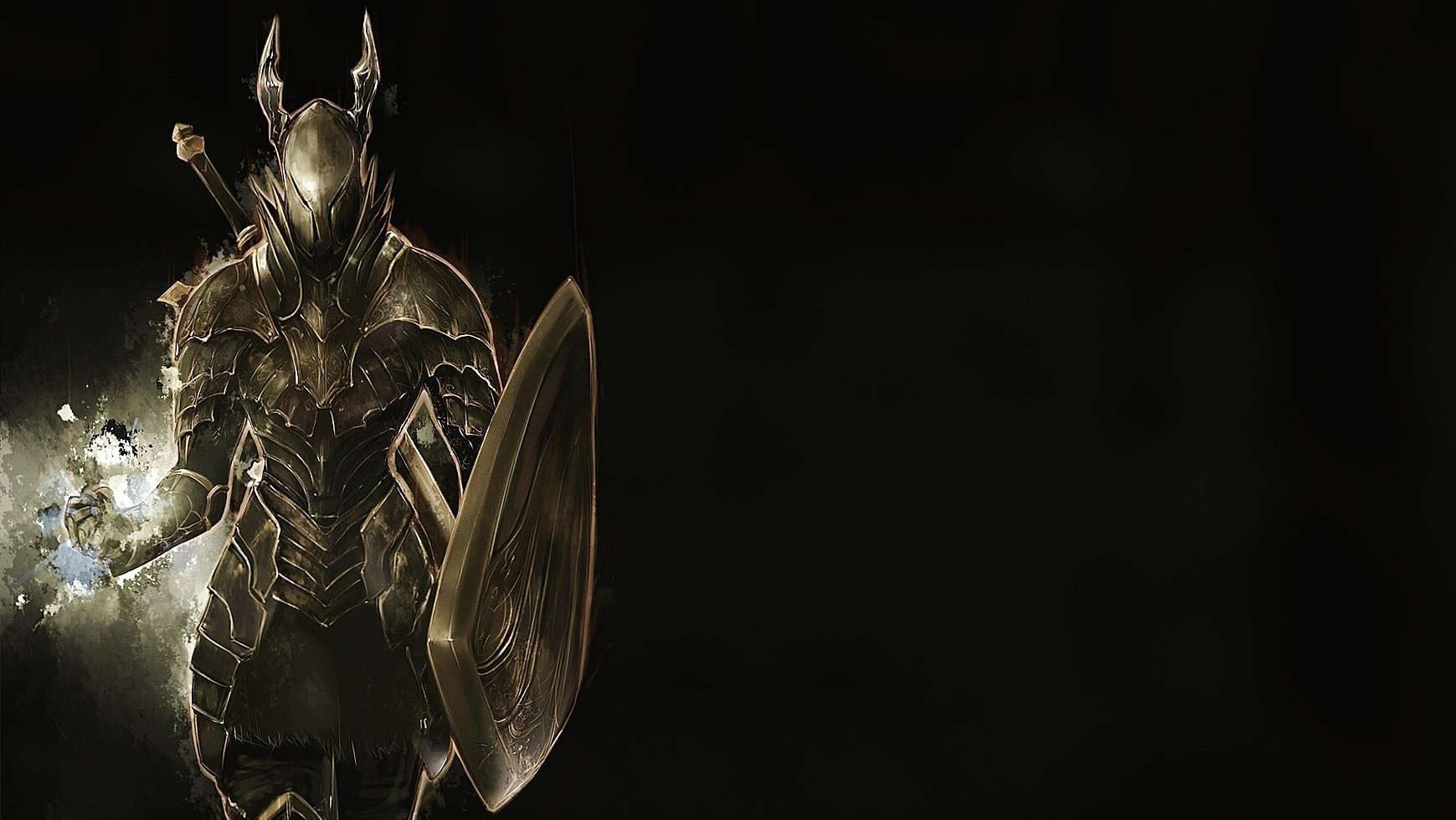 4 Black Knight Dark Souls Hd Wallpapers Background Images