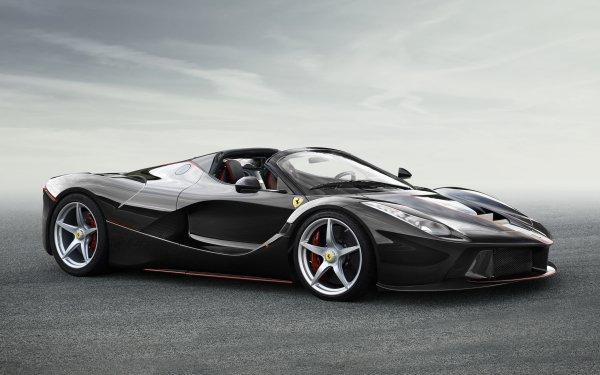 Vehicles Ferrari LaFerrari Aperta Ferrari HD Wallpaper | Background Image