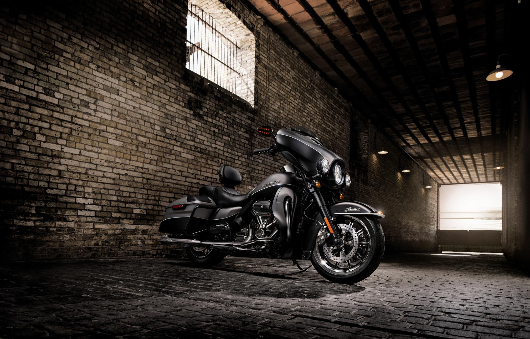 2017 Harley-Davidson Ultra Limited Full HD Wallpaper and ...