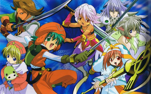 Anime .hack//legend Of The Twilight HD Wallpaper   Background Image