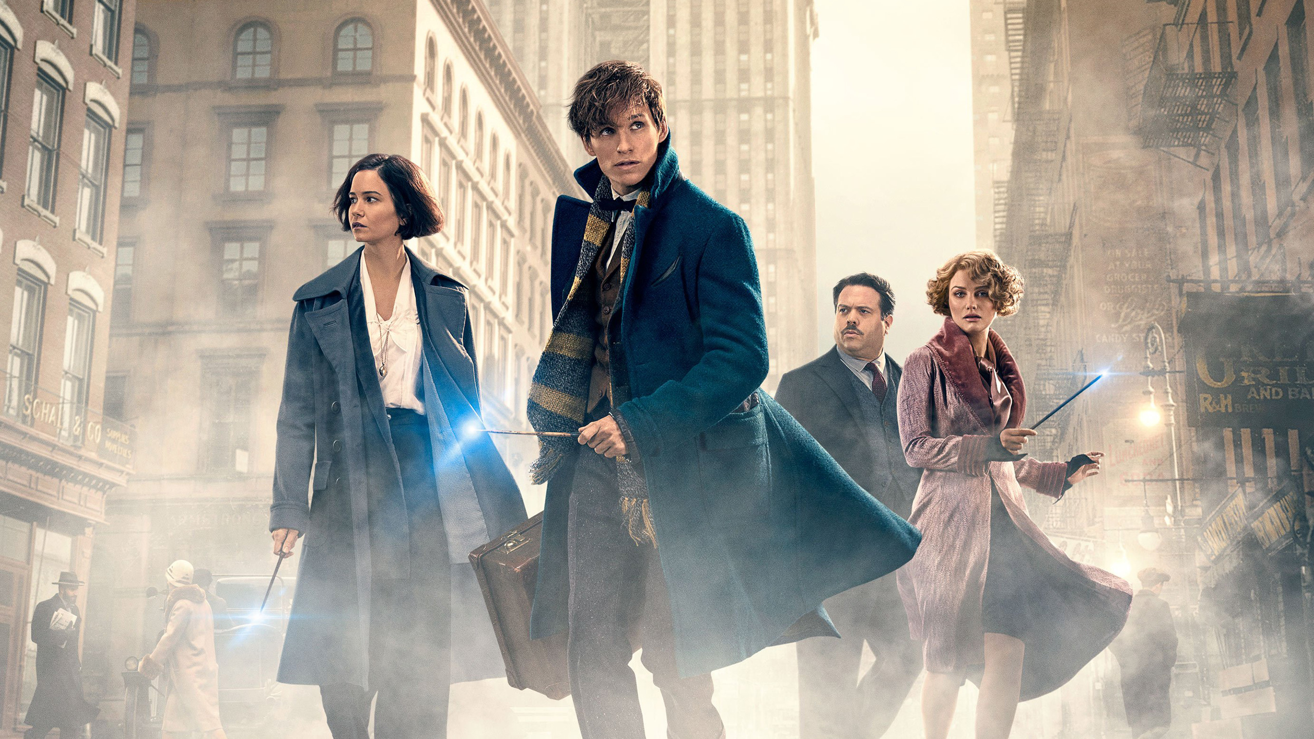 19 Fantastic Beasts And Where To Find Them Hd Wallpapers