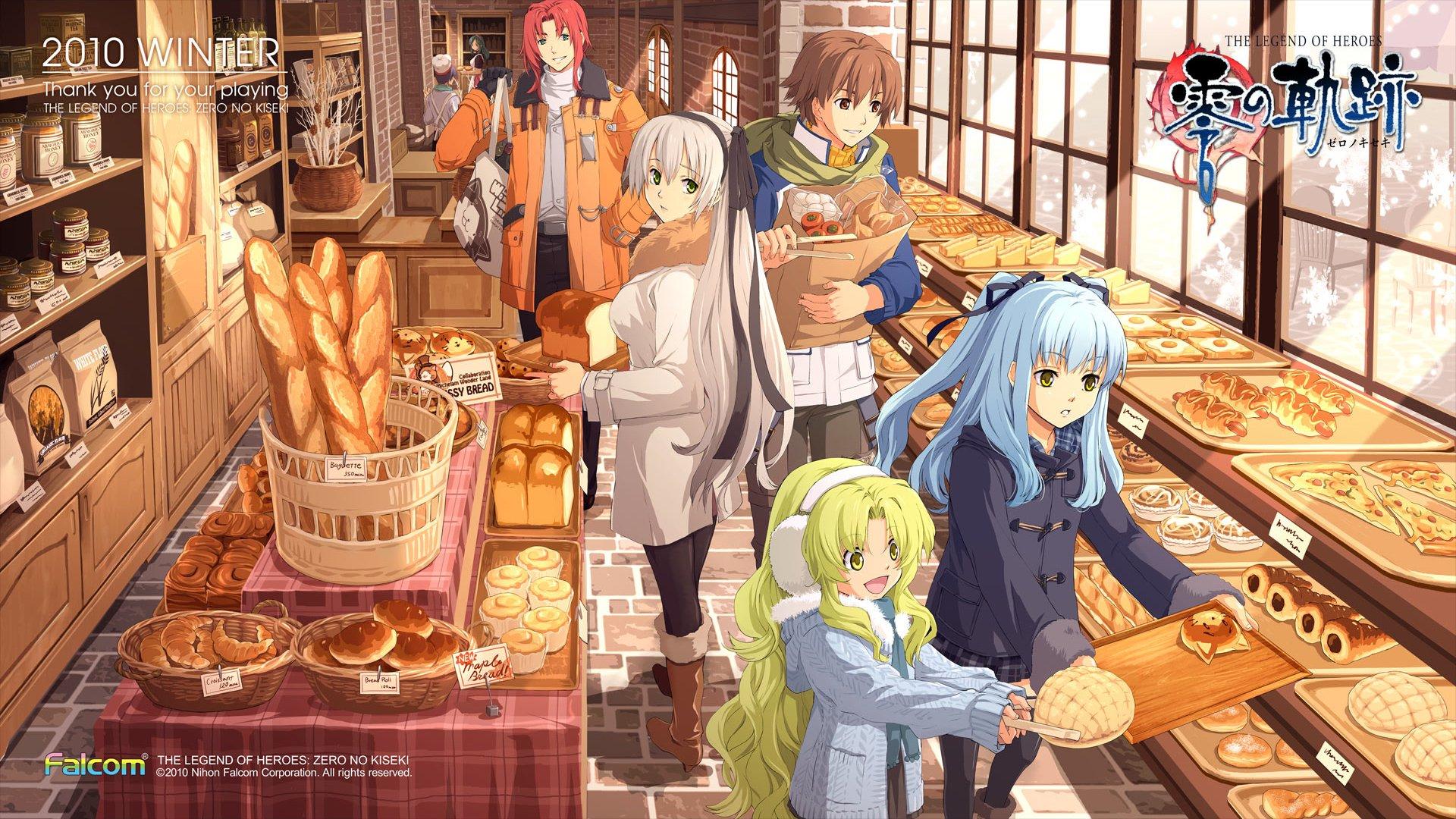 4 Zero No Kiseki Hd Wallpapers Background Images