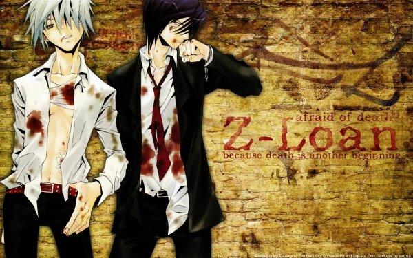 Anime Zombie-Loan Shito Tachibana Chika Akatsuki HD Wallpaper | Background Image
