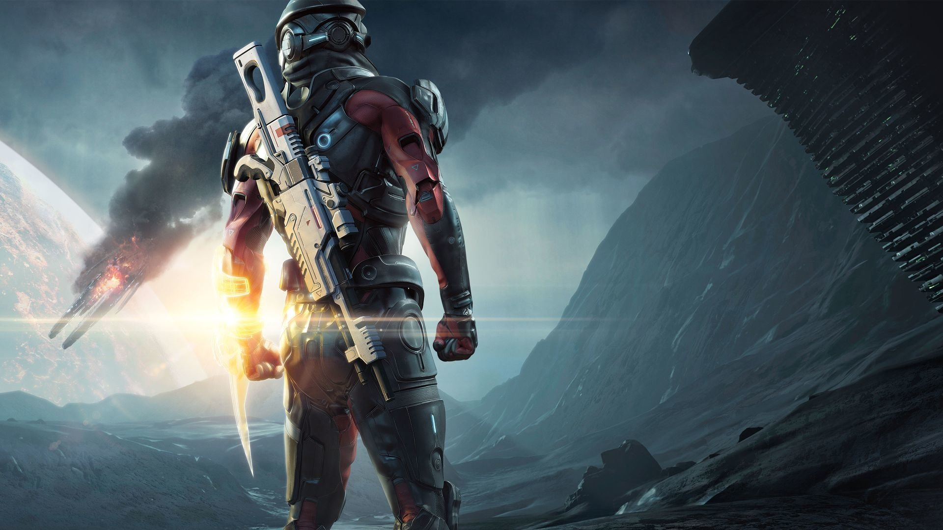 Mass Effect Andromeda Wallpapers ID761516