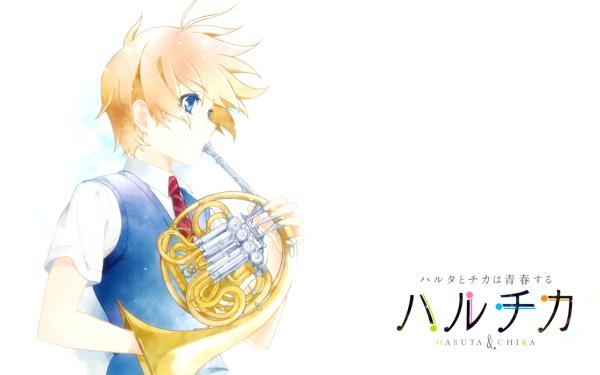 Anime Haruchika: Haruta to Chika wa Seishun Suru Haruta Kamijō Fondo de pantalla HD   Fondo de Escritorio