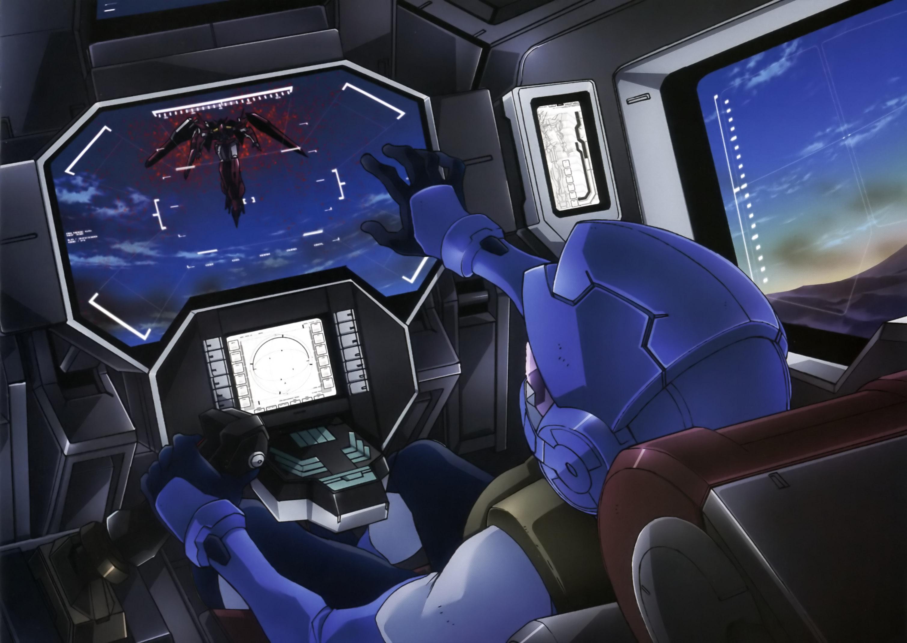 Mobile Suit Gundam 00 HD Wallpaper | Background Image | 3018x2142 ...