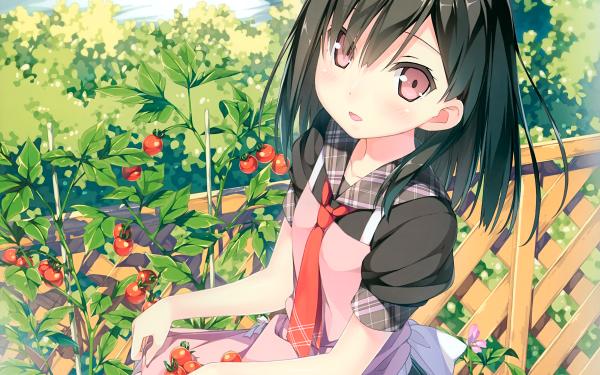 Anime Urbild 5 Nenme no Houkago HD Wallpaper | Background Image