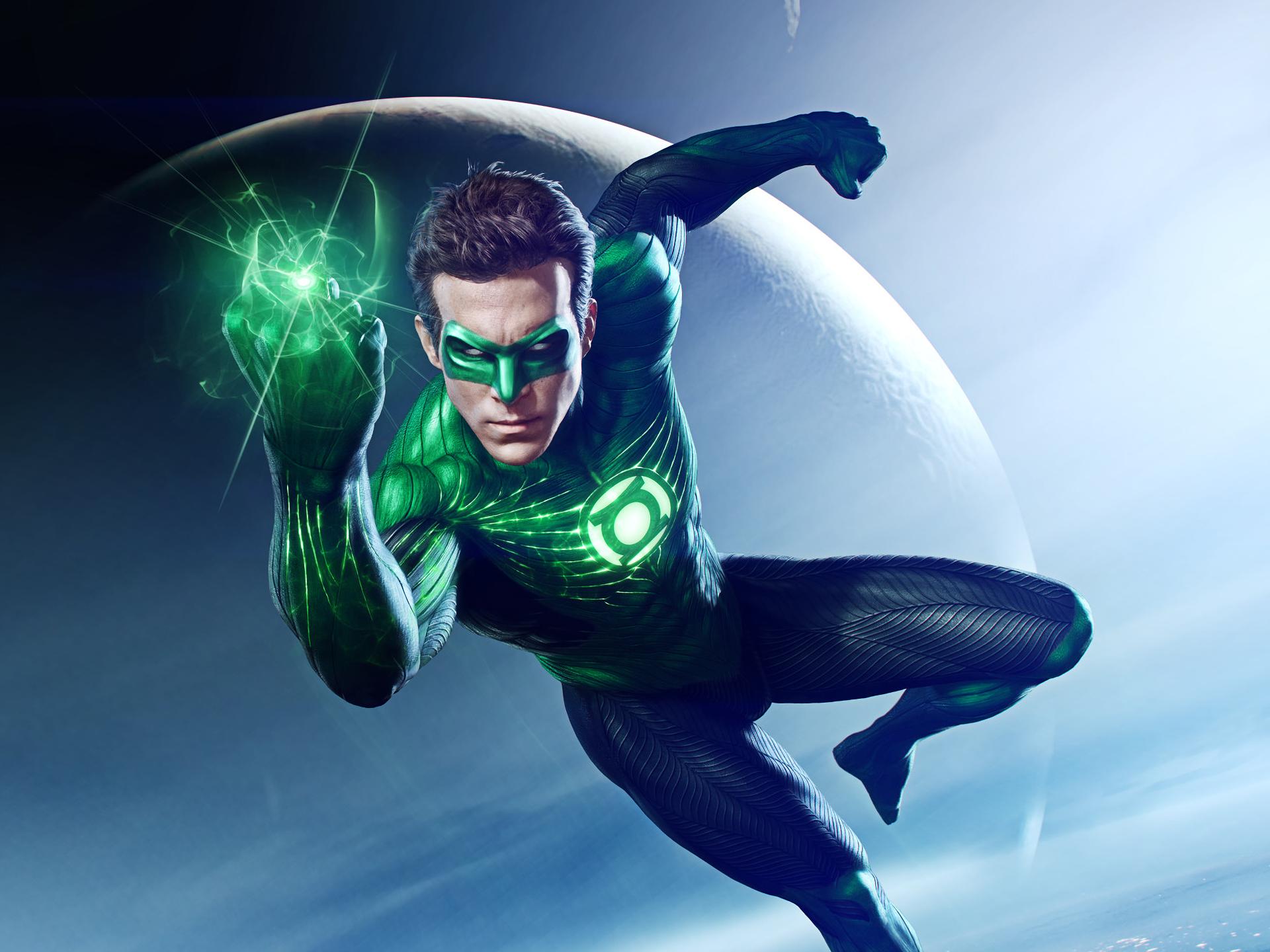 Green Lantern HD Wallpaper   Background Image   1920x1440 ...
