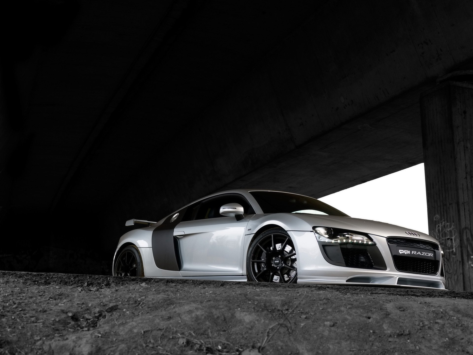 Vehicles - Audi  Audi R8 Car Nissan Wallpaper