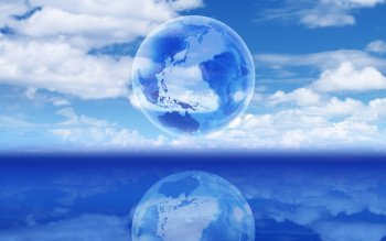 Earth - Artistic Wallpapers and Backgrounds ID : 76943
