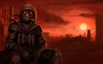 Fantascienza - Gas Mask Wallpapers and Backgrounds ID : 76991