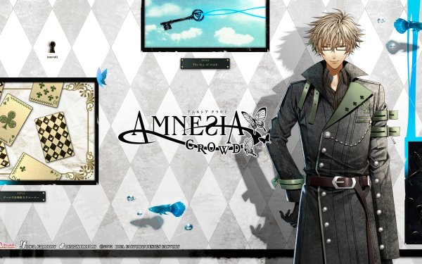 Anime Amnesia Kent Otome Game HD Wallpaper   Background Image