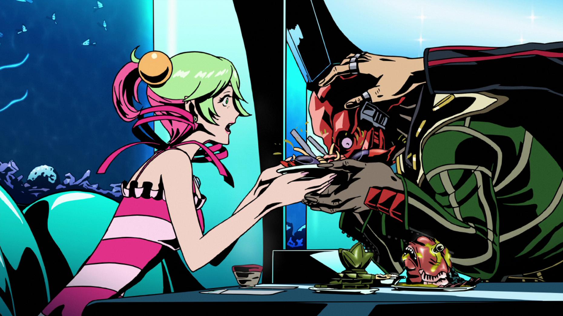 download redline anime english dub