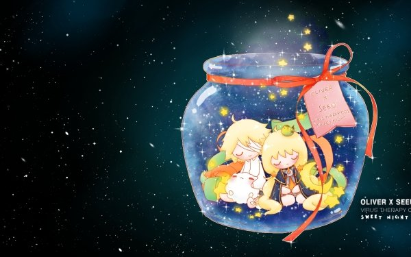 Anime Vocaloid Oliver SeeU HD Wallpaper | Background Image