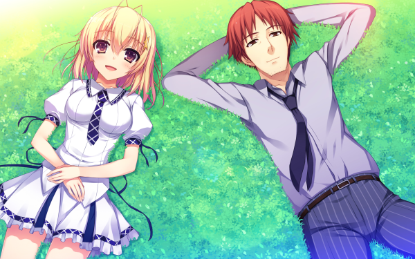 Anime Reminiscence HD Wallpaper | Background Image