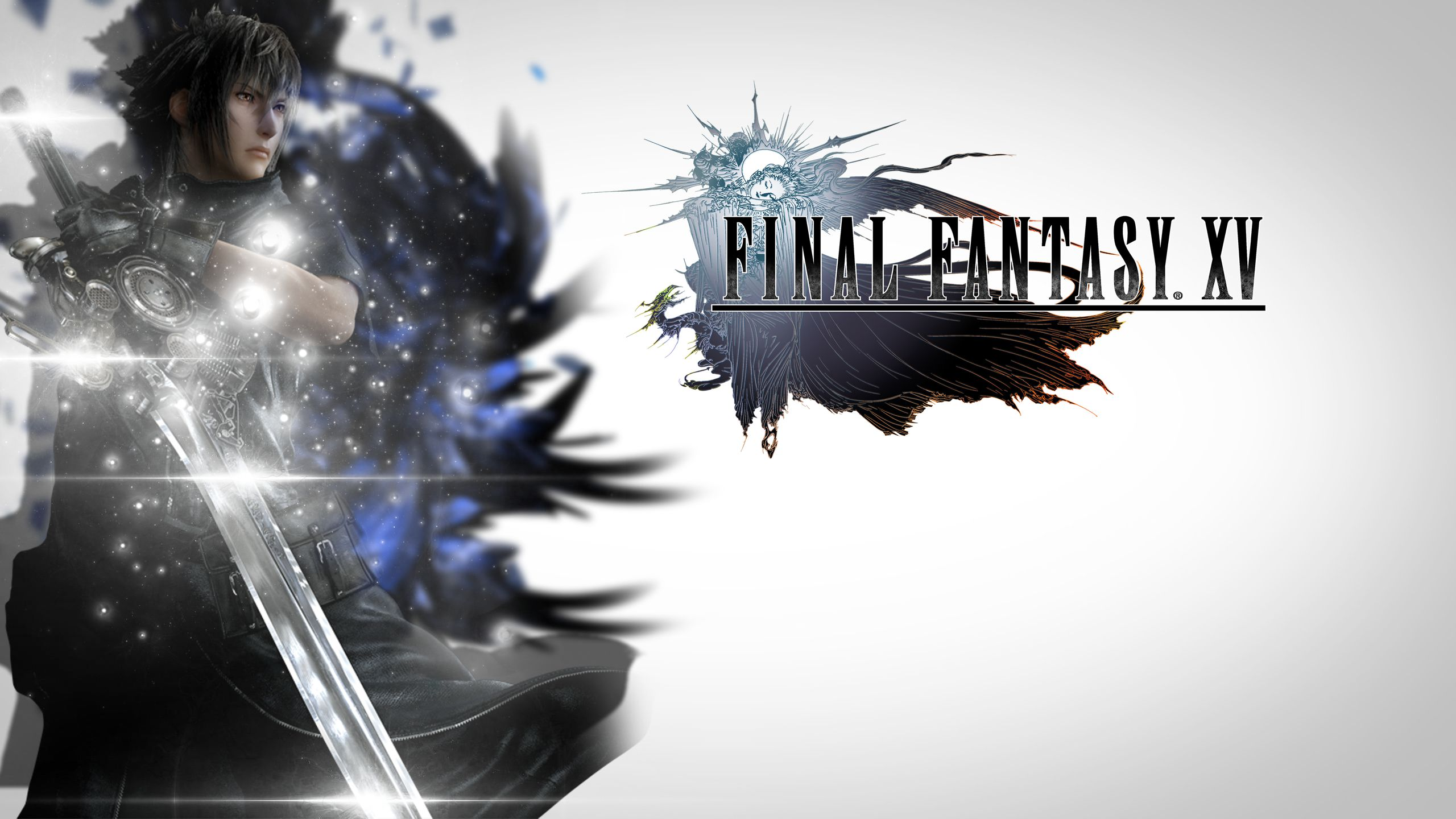 final fantasy xv hd wallpaper | background image | 2560x1440 | id