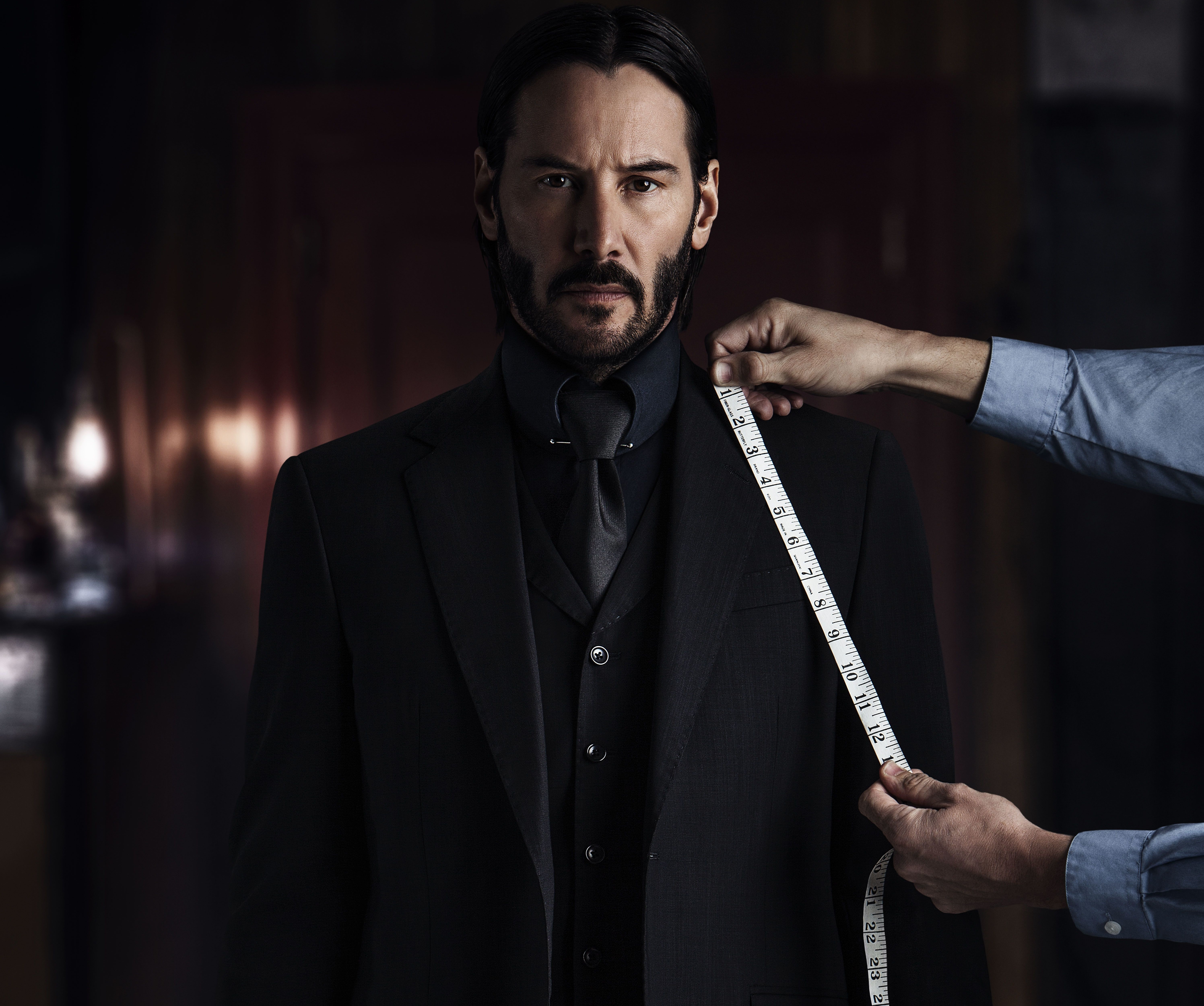 John Wick Chapter 2 5k Retina Ultra Hd Wallpaper And