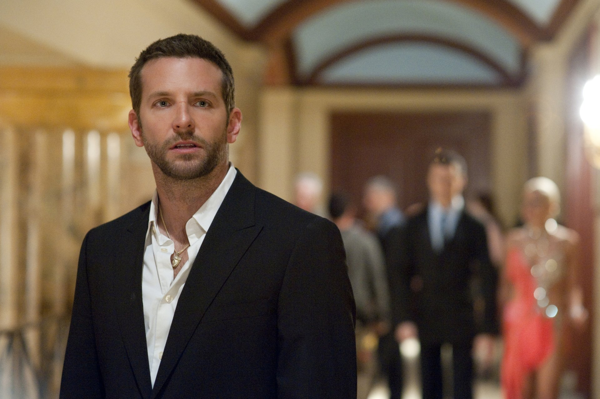 Movie - Silver Linings Playbook  Bradley Cooper Wallpaper