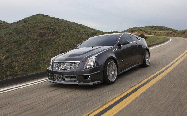 Vehicles Cadillac CTS-V Cadillac Black Car Luxury Car Car HD Wallpaper   Background Image