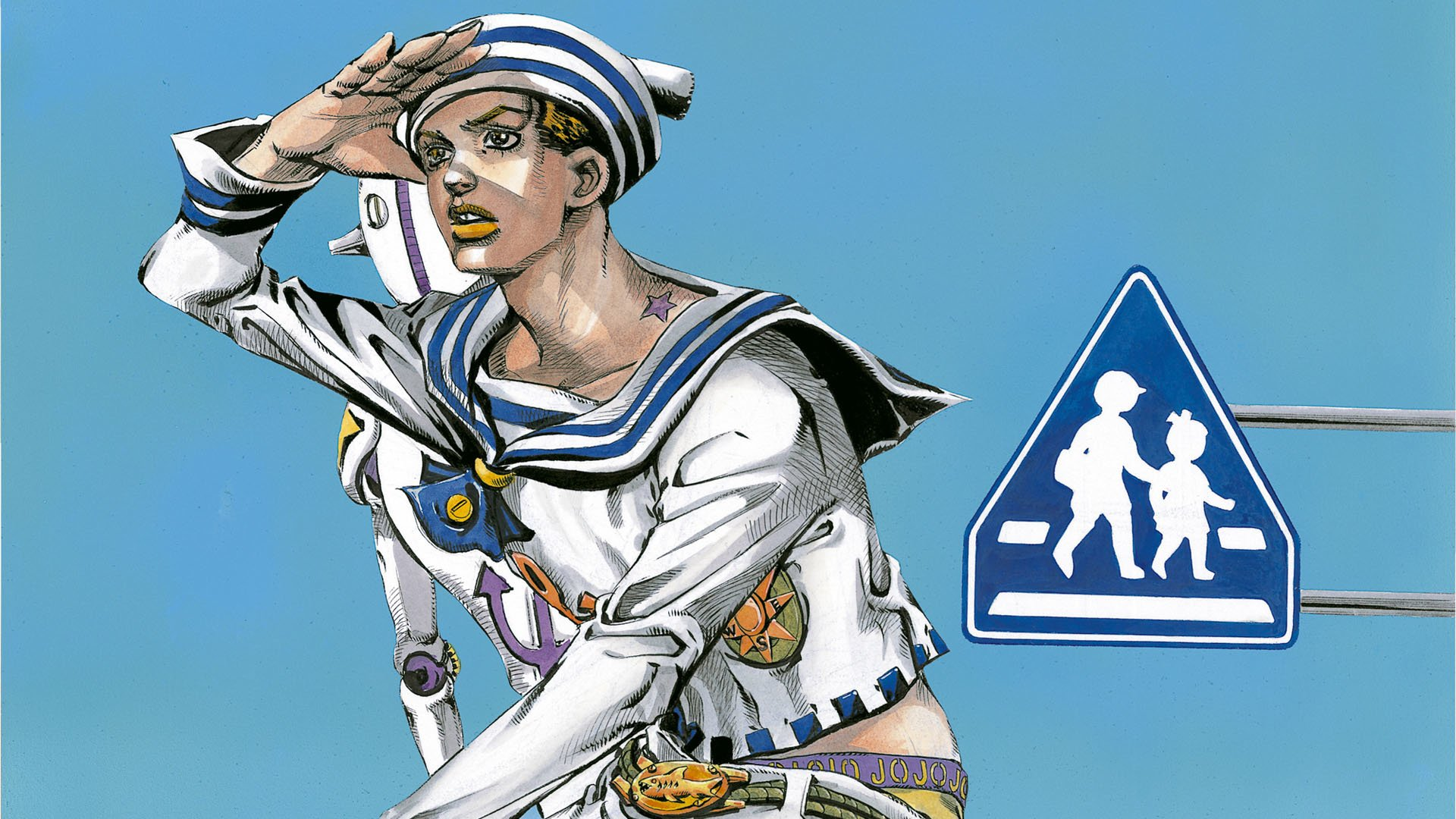 JoJo's Bizarre Adventure: JoJolion - Josuke With Soft ...