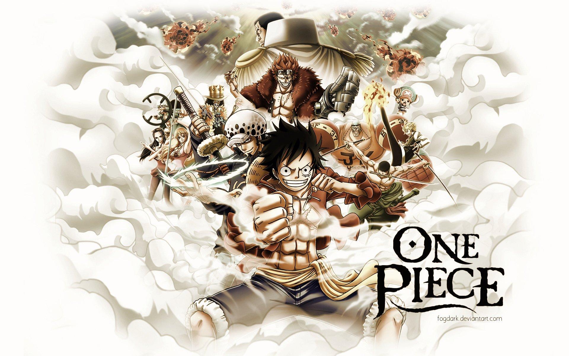 One Piece Full HD Fond d'écran and Arrière-plan ...