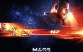 Video Game - Mass Effect Wallpapers and Backgrounds ID : 77563