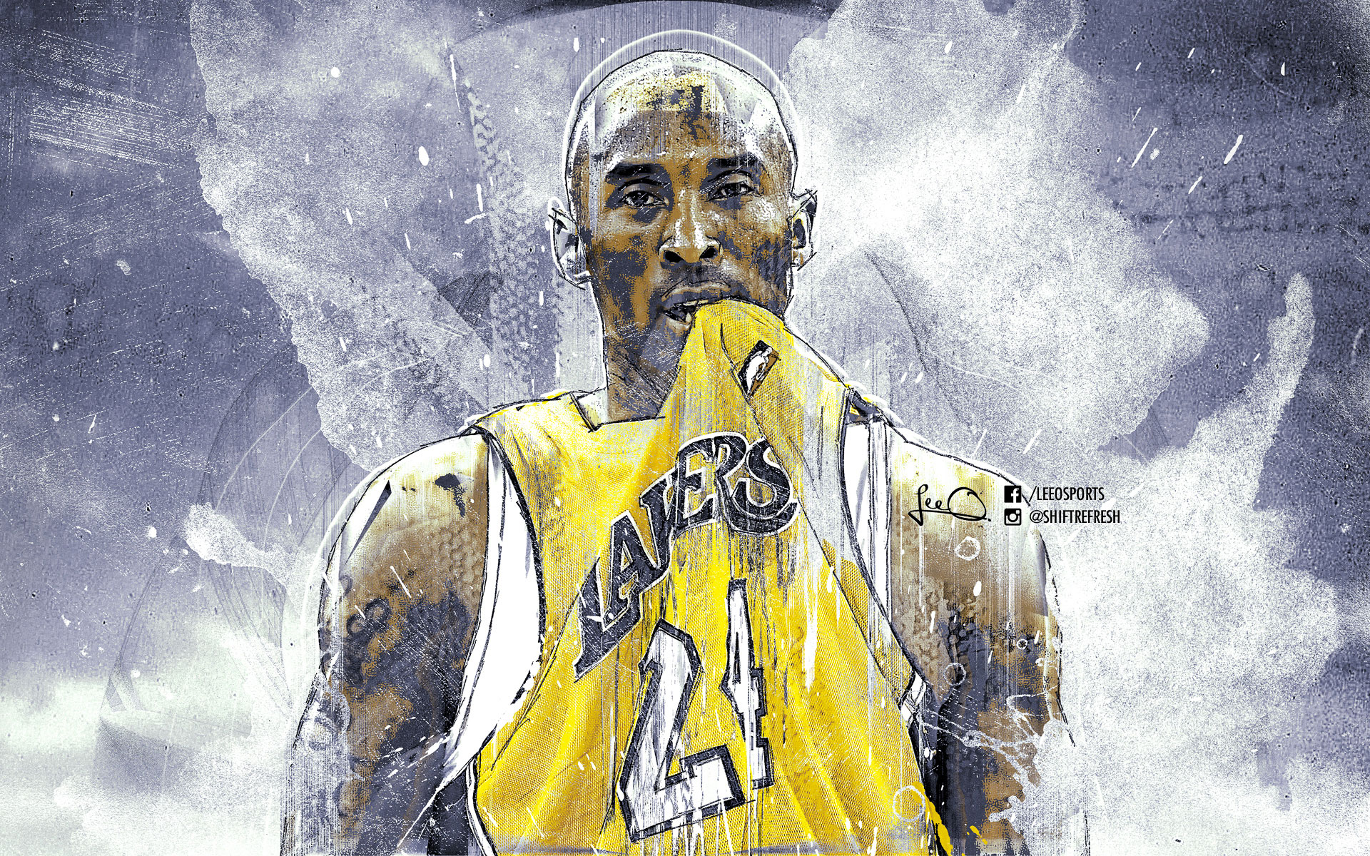 Kobe Bryant HD Wallpaper | Background Image | 1920x1200 | ID:776016 - Wallpaper Abyss