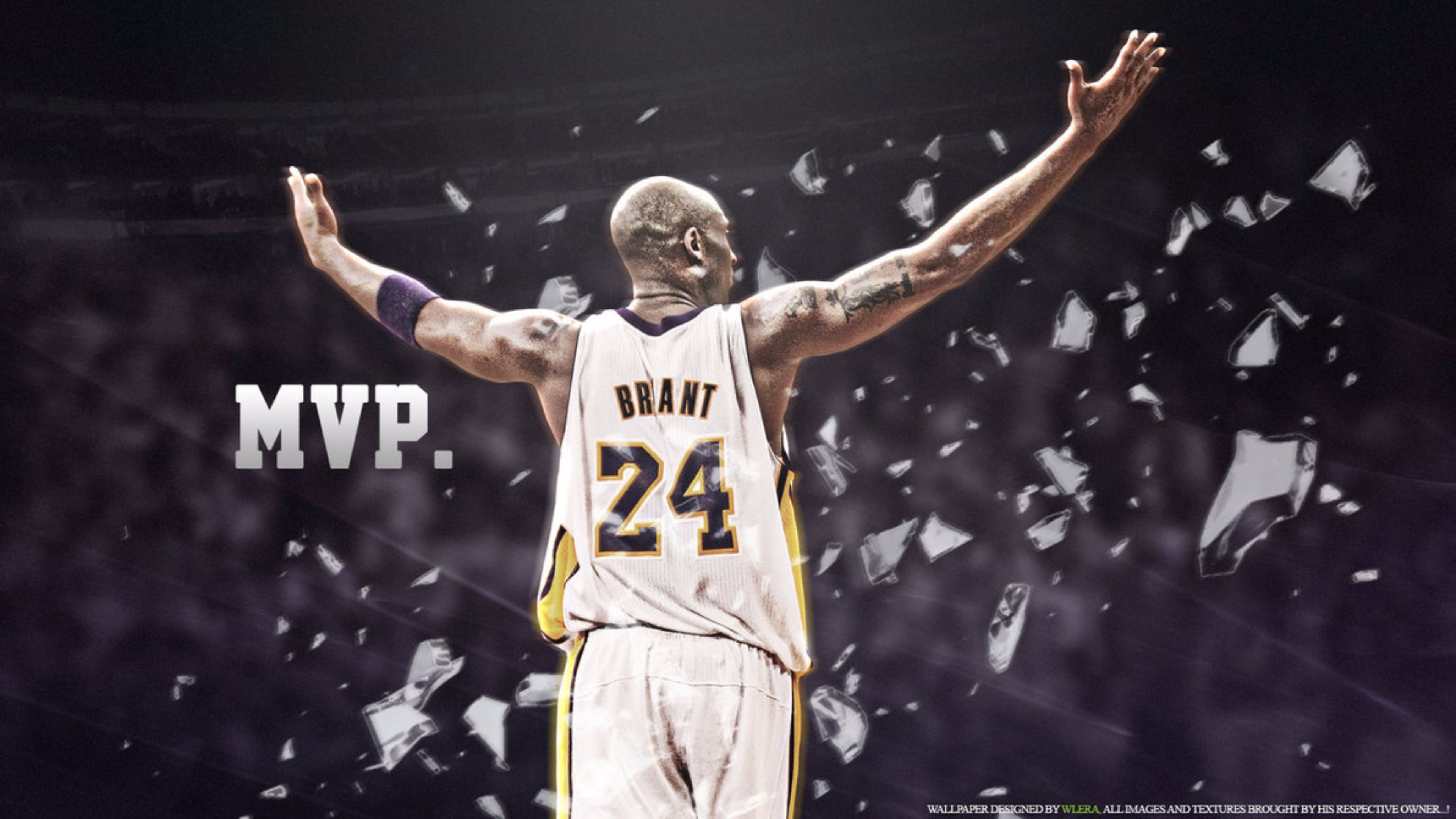 Kobe bryant 4k ultra hd wallpaper and background image 3840x2160 sports kobe bryant wallpaper voltagebd Image collections