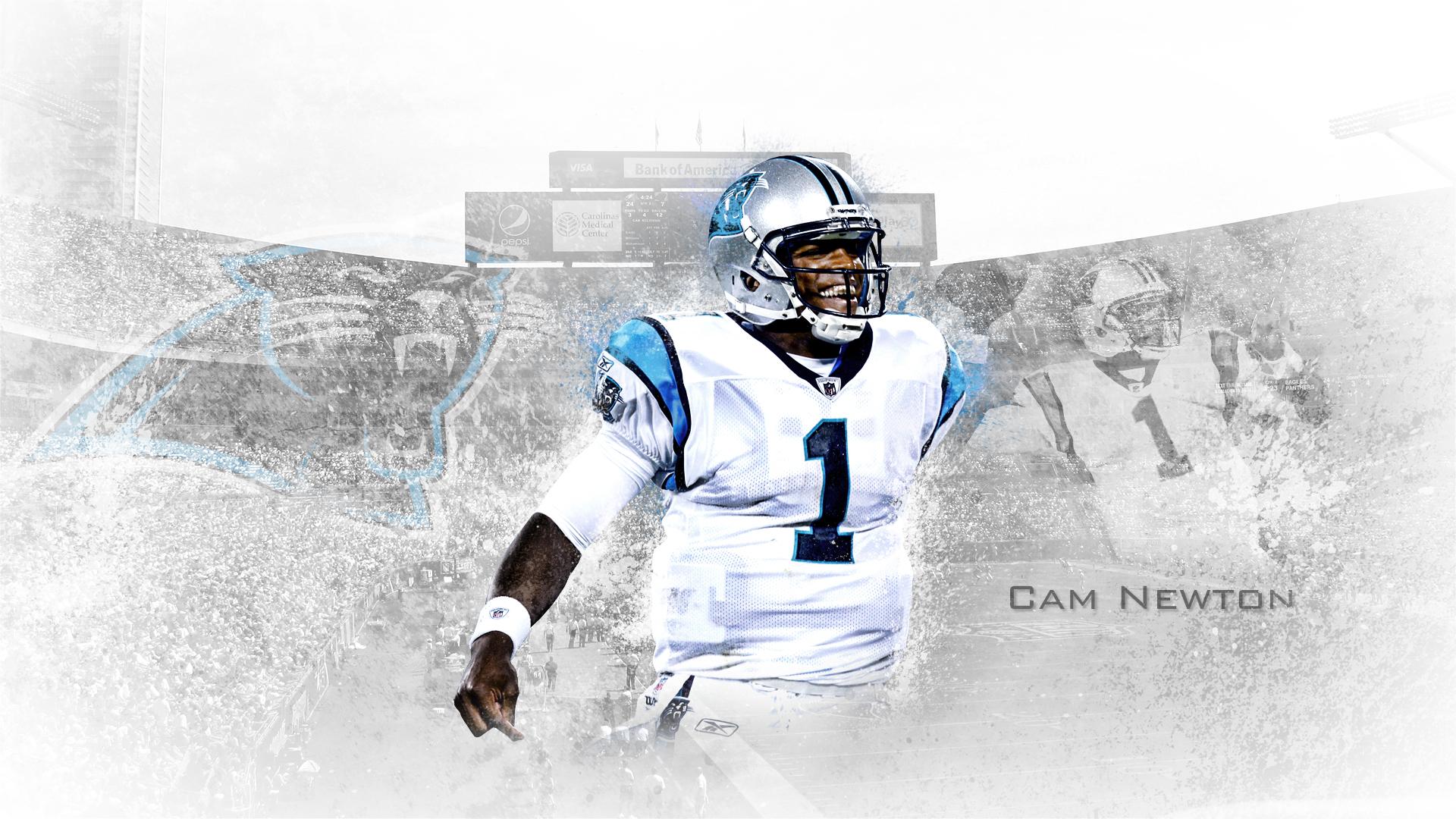 Cam Newton HD Wallpaper   Background
