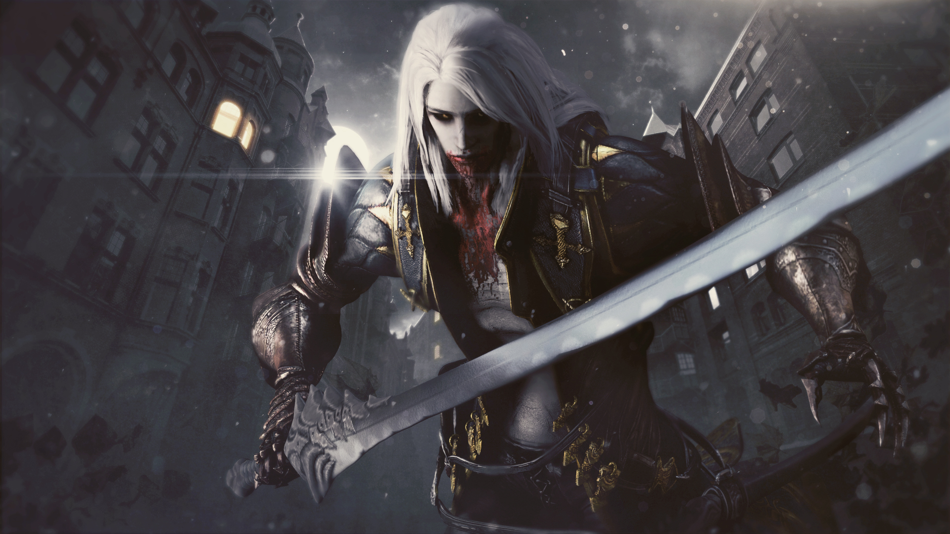 Castlevania Lords Of Shadow Hd Wallpaper Background Image