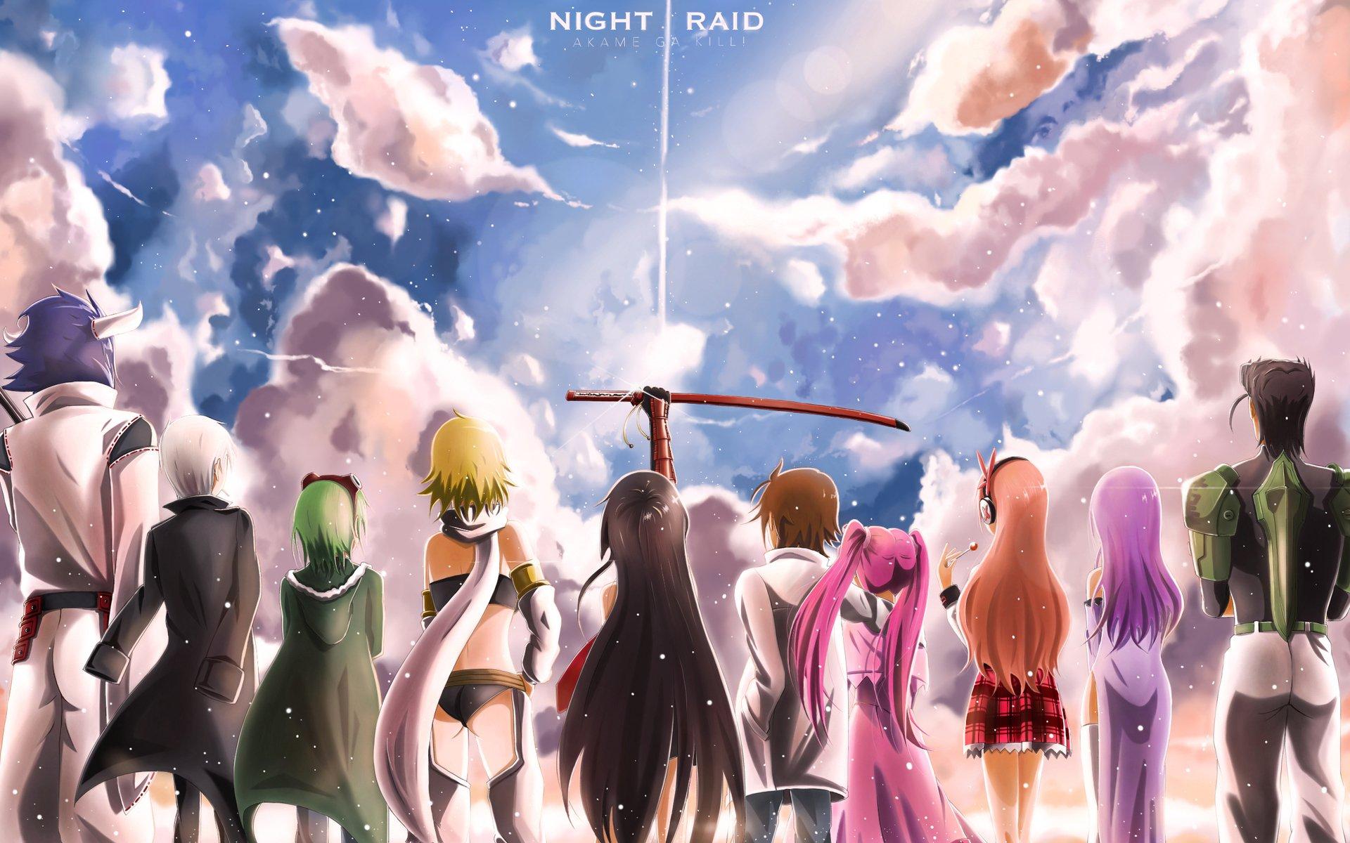 Akame ga Kill! Fondo de pantalla HD | Fondo de Escritorio ...