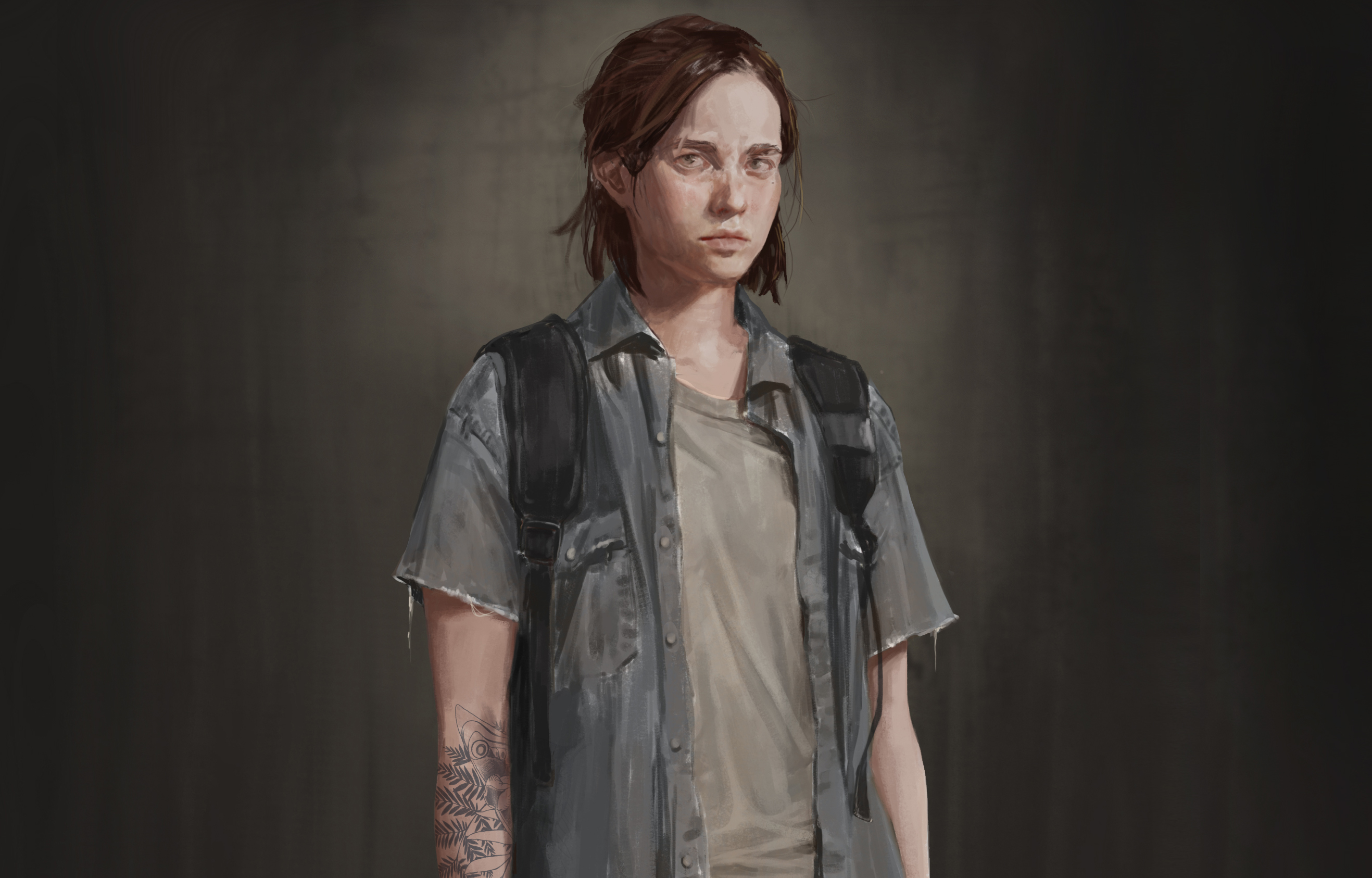 60 The Last Of Us Part Ii Hd Wallpapers Background Images