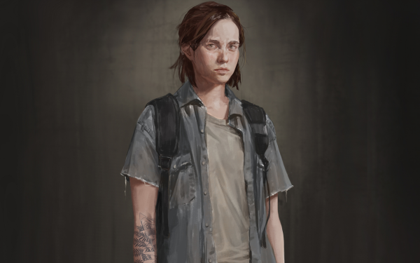 Video Game The Last of Us Part II Ellie HD Wallpaper | Background Image