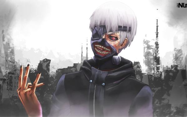 Anime Tokyo Ghoul Ken Kaneki HD Wallpaper | Background Image