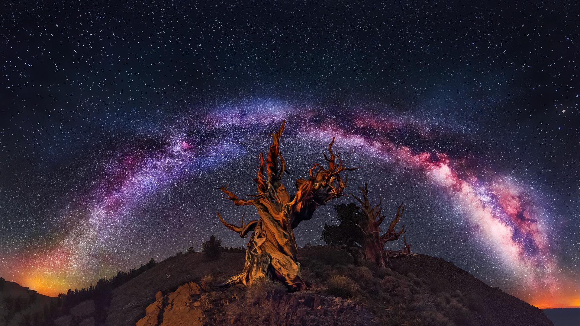 Milky Way Wallpaper 1920x1080 71 Images: Milky Way HD Wallpaper
