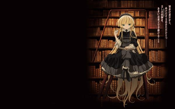 Anime Gosick Victorique de Blois HD Wallpaper | Background Image