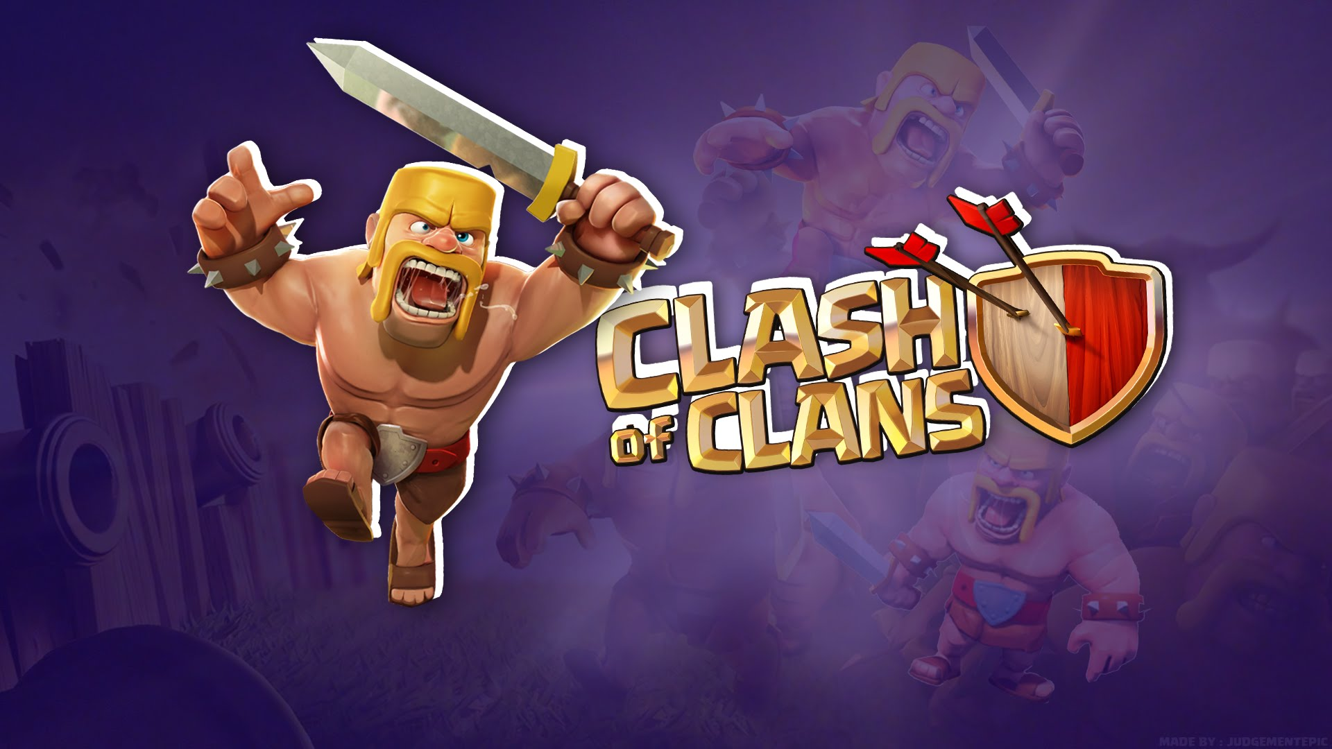 Clash Of Clans Hd Wallpaper Background Image 1920x1080 Id