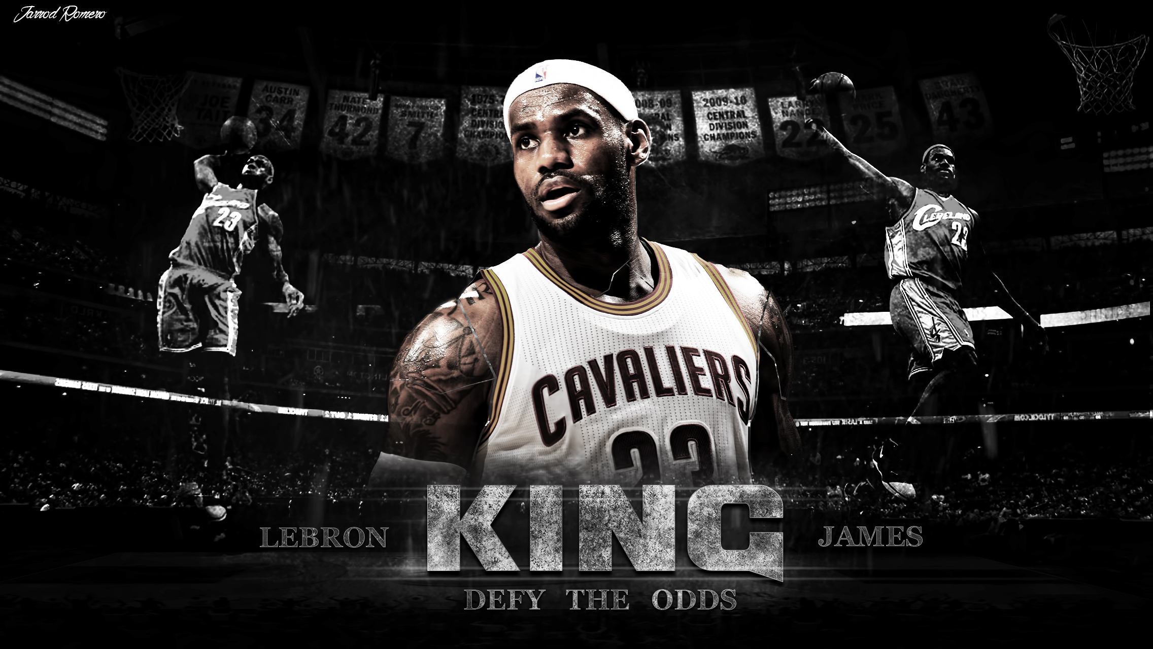 55 LeBron James HD Wallpapers
